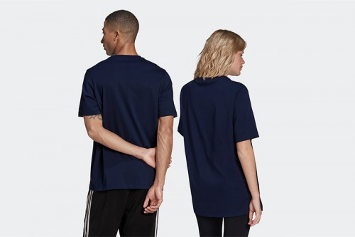 Camiseta adidas 5 AS azul