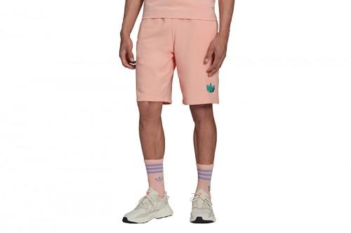 Pantalón adidas 5 AS Rosa
