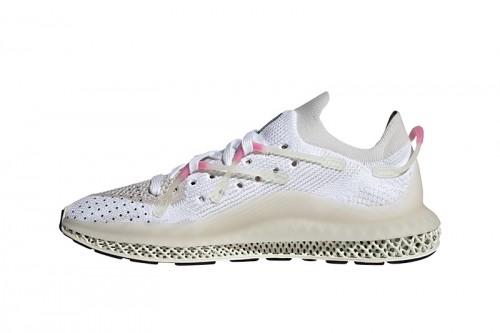 Zapatillas adidas 4D FUSIO Blancas
