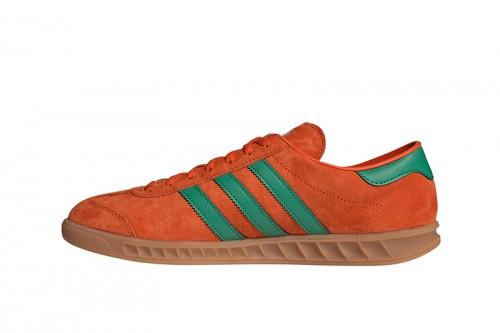 Zapatillas adidas HAMBURG Naranjas