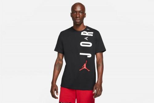 Camiseta Nike Jordan Air Stretch Negra