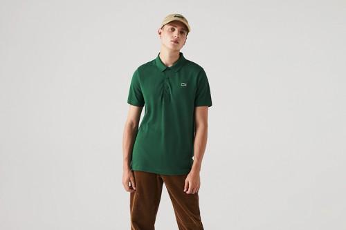 Camiseta Lacoste SPORT en otomán Verdes