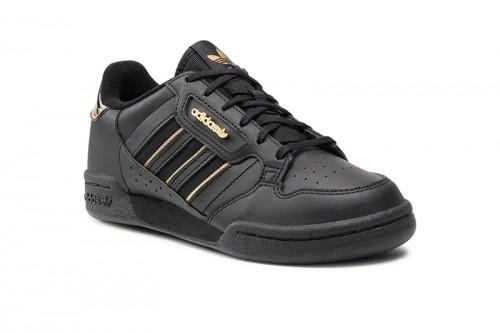 Zapatillas adidas CONTINENTAL 80 STRIPES Negras