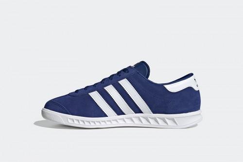 Zapatillas adidas HAMBURG Azules