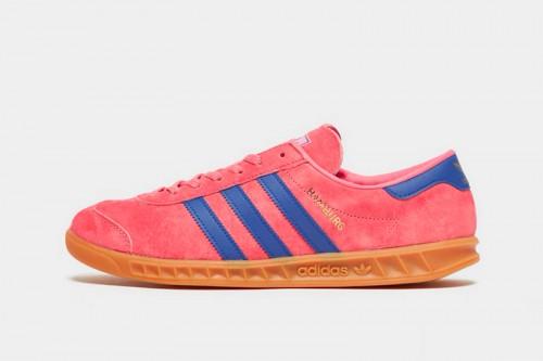 Zapatillas adidas HAMBURG Rosas