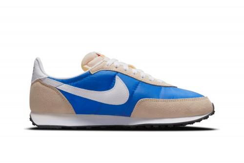 Zapatillas Nike Waffle Trainer 2 Azules