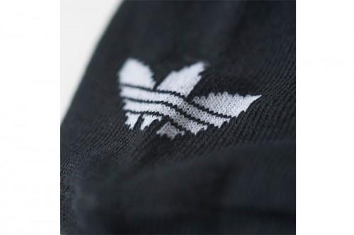 Calcetines adidas TREFOIL LINER negros