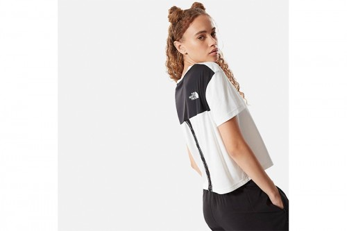 Camiseta The North Face W MA TEE - EU Blancas