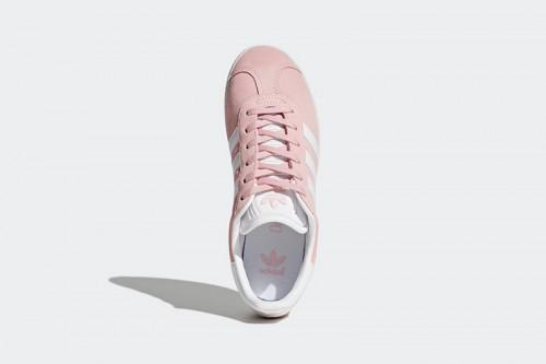 Zapatillas adidas GAZELLE J Rosas