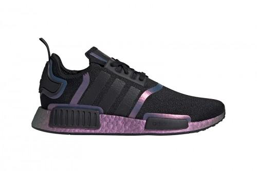 Zapatillas adidas NMD_R1 Negras