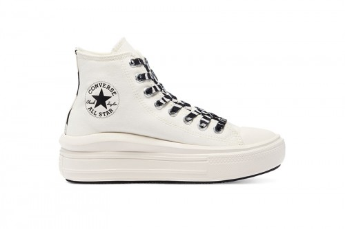 Zapatillas Converse ALL STAR MOVE Blancas