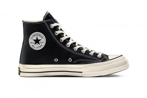Zapatillas Converse Chuck 70 Classic High Top Negras