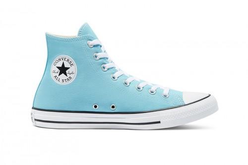 Zapatillas Converse CTAS HI BLUE GAZE Azules