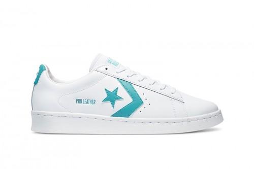 Zapatillas Converse Pro Leather Low Top Blancas