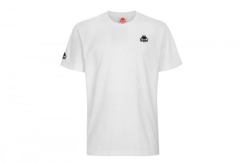 Camiseta Kappa AUTHENTIC TAYLORY blanca