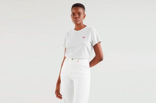 Camiseta Levi´s PERFECT TEE gris
