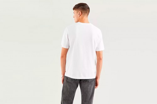 Camiseta Levi´s SS RELAXED FIT TEE SSNL Blanca