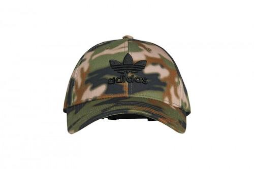 gorra adidas CAMO BBALL CAP Camuflaje