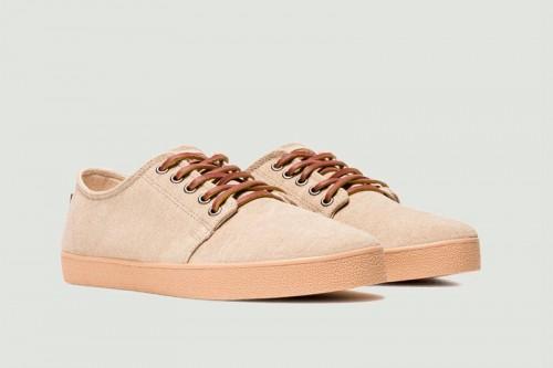 Zapatos POMPEII HIGBY SAND CARAMEL HYDRO Blancos