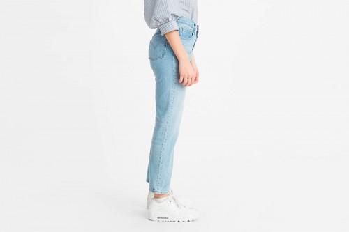 Pantalón Levi´s 501 CROP vaquero