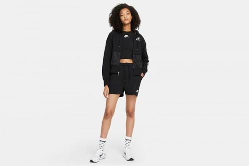 pantalones cortos Nike Air negros