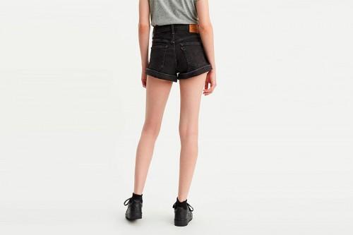 pantalones cortos Levi´s SHORT negros