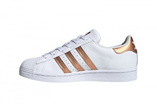 Zapatillas adidas SUPERSTAR W Blancas