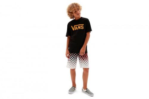 Camiseta Vans CLASSIC Negra