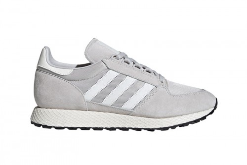 Zapatillas adidas FOREST GROVE Grises