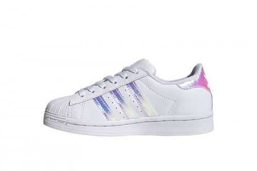 Zapatillas adidas SUPERSTAR C Blancas