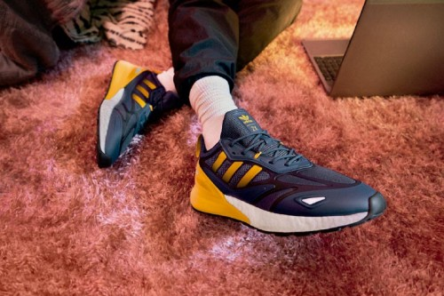 Zapatillas adidas ZX 2K BOOST 2.0 Azules
