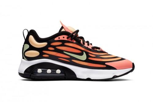Zapatillas Nike Air Max Exosense Naranjas