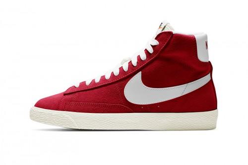 Zapatillas Nike Blazer Mid Rojas