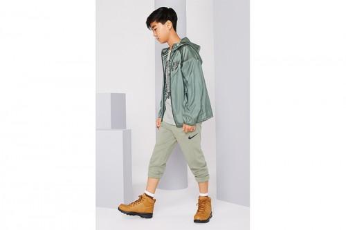 Zapatillas Nike Manoa Leather Marrones