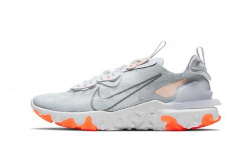 Zapatillas Nike React Vision SE Grises