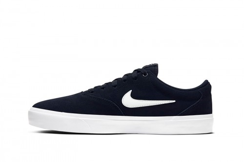 Zapatillas Nike SB Charge Suede Skate Azules