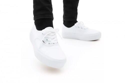 Zapatillas Vans AUTHENTIC Blancas