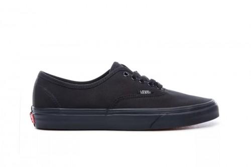 Zapatillas Vans Authentic Negras