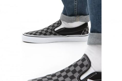 Zapatillas Vans Classic Slip-On Grises