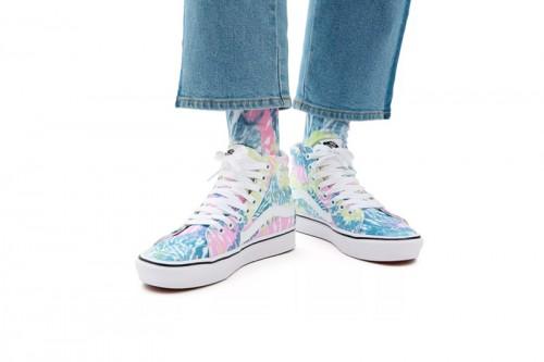 Zapatillas Vans ComfyCush SK8-Hi Multicolor
