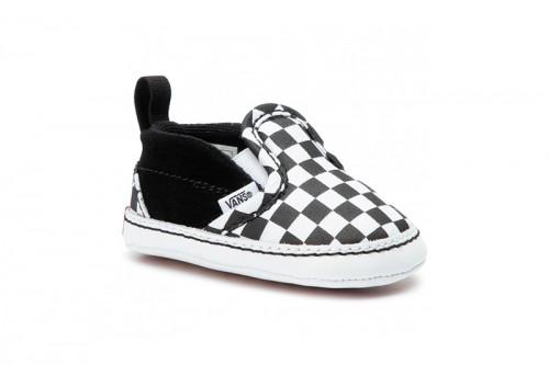 Zapatillas Vans IN Slip-On V Crib Negras