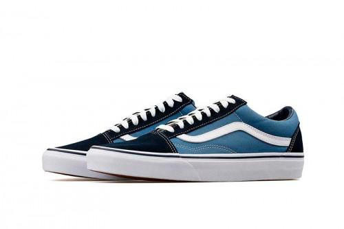 Zapatillas Vans Old Skool Azules