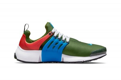 Zapatillas Nike Air Presto Multicolor