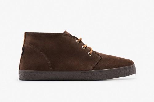 Zapatos POMPEII CATALINA COCOA CHARCOAL HYDRO Marrones