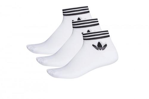 Calcetines adidas TREF ANK SCK HC blancos