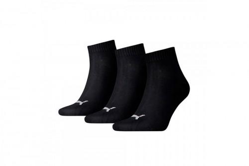Calcetines Puma Tobilleros negros