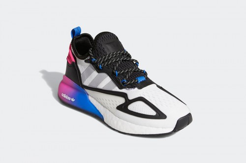 Zapatillas adidas ZX 2K BOOST J Blancas