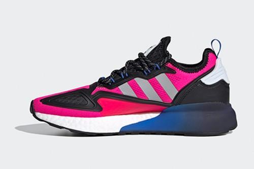 Zapatillas adidas ZX 2K BOOST Rosas