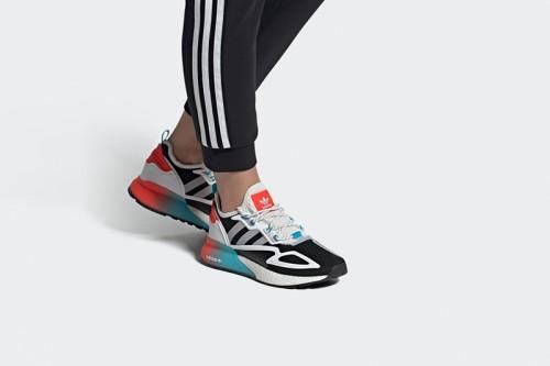 Zapatillas adidas ZX 2K BOOST W Multicolor