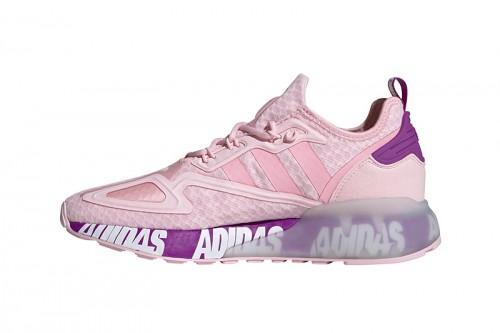 Zapatillas adidas ZX 2K BOOST W Rosas